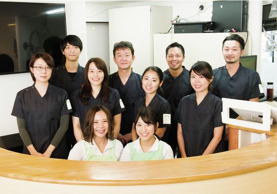 仲良く、楽しく働きながら 一から予防歯科の主役に!