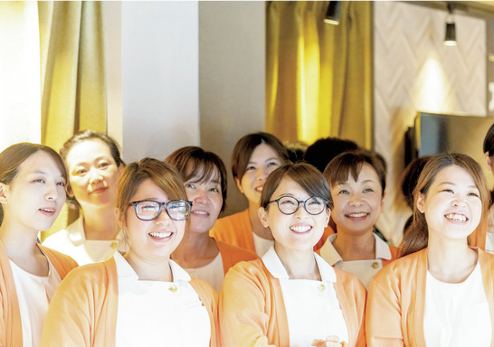 医療法人社団 よつ葉会 ①金澤むさし歯科医院/②とやま歯科医院