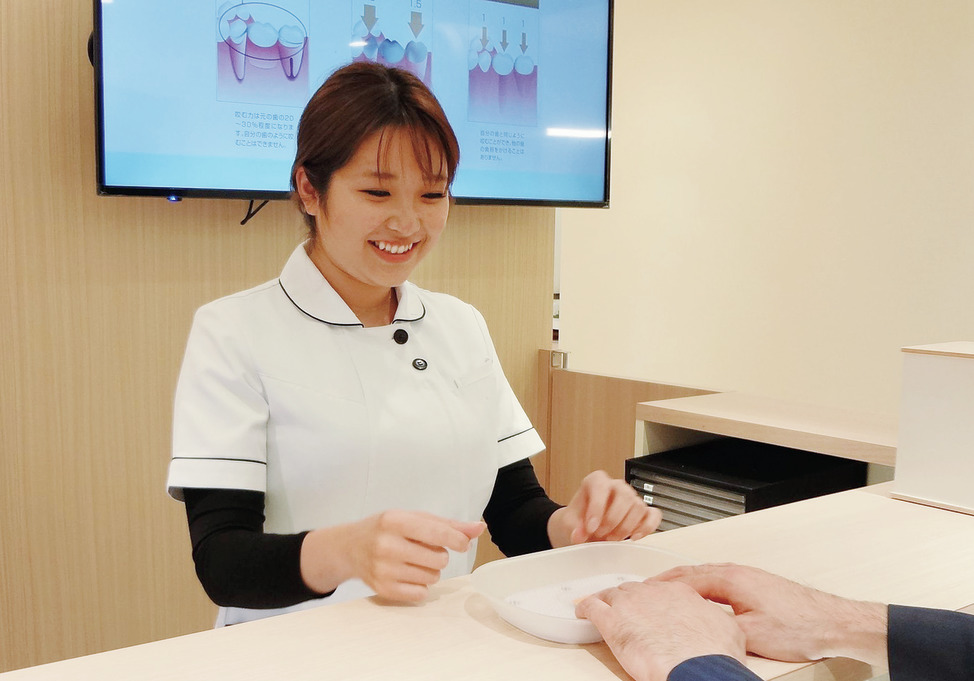 東京都の練馬桜台駅前Y's歯科の写真2