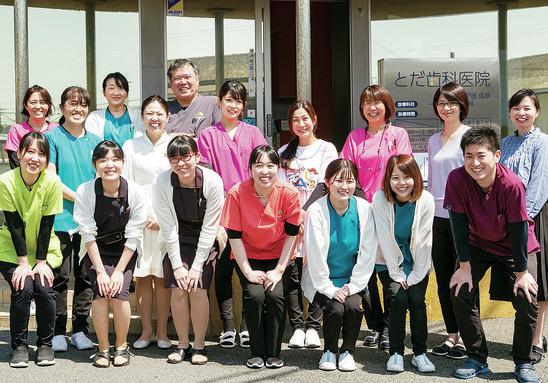 広島・山口の5院で募集 小児・審美も学べます!
