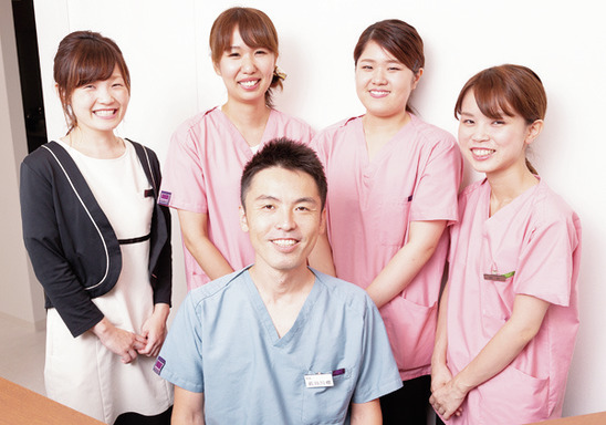 地域の予防を担う医院で 一緒に成長していこう!