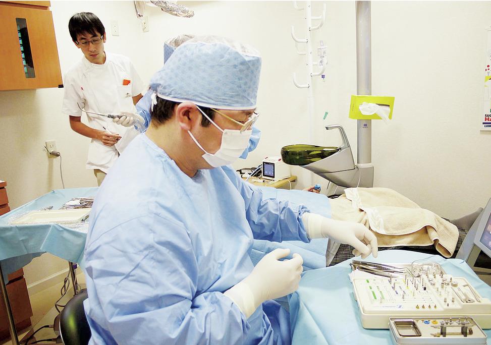 埼玉県のほそや歯科クリニックの写真3