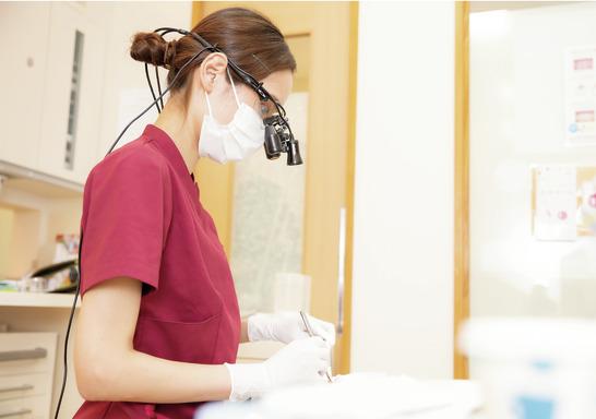 愛知県のてらもと歯科医院の写真3