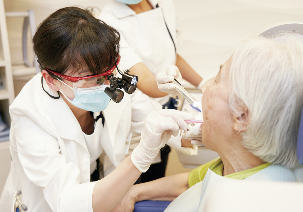 東京都のもぐもぐクリニック 嚥下リハビリテーション栄養・歯科の写真1
