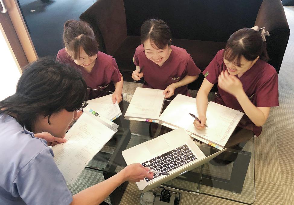 奈良県の貞光歯科医院の写真1