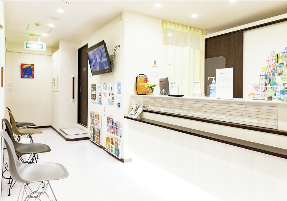 埼玉県の川越ホワイト歯科クリニックの写真4