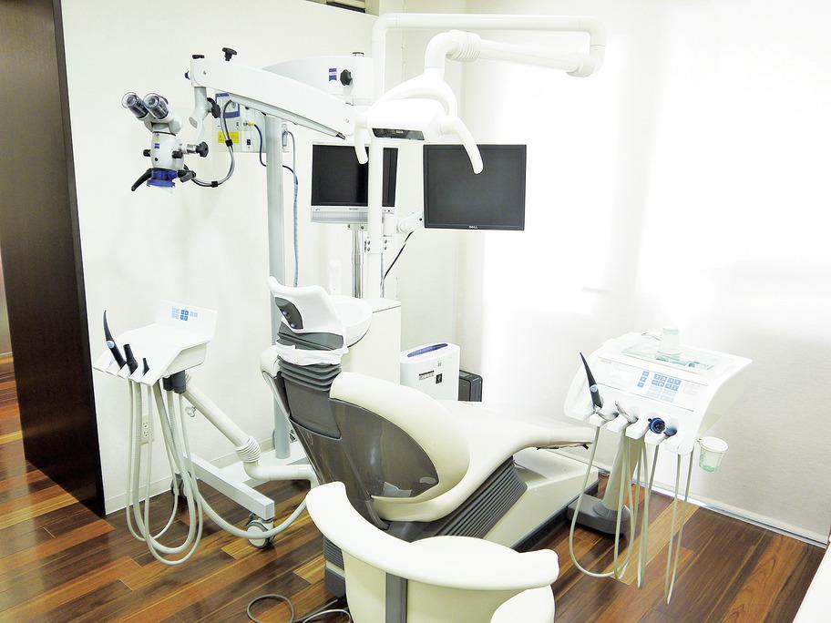 東京都の平井歯科医院の写真2