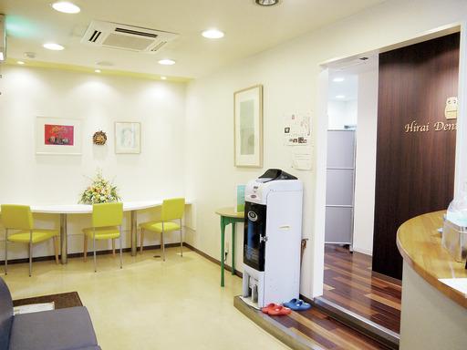 東京都の平井歯科医院の写真3
