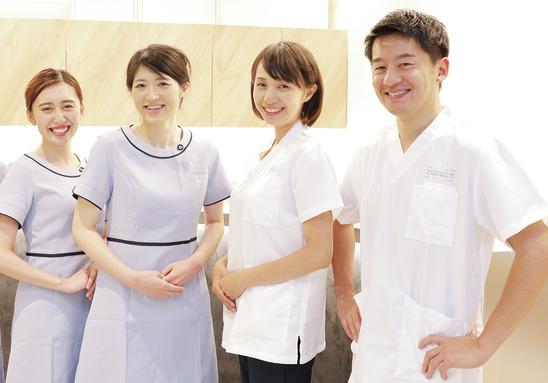 認定医/専門医のDr2名在籍 独自のカリキュラムで成長