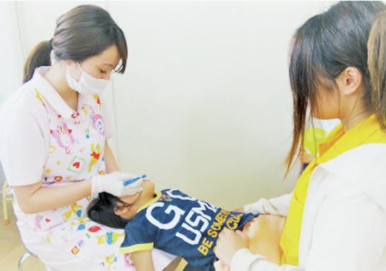 大阪府のよしおか小児歯科の写真2