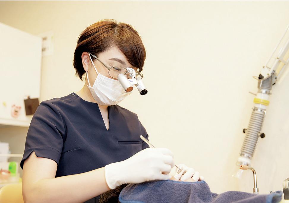 愛知県のおしむら歯科・こども矯正歯科クリニックの写真2