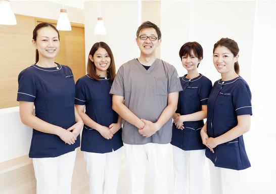 勤務パターンは選択OK! 2020年秋OPENの新しい医院