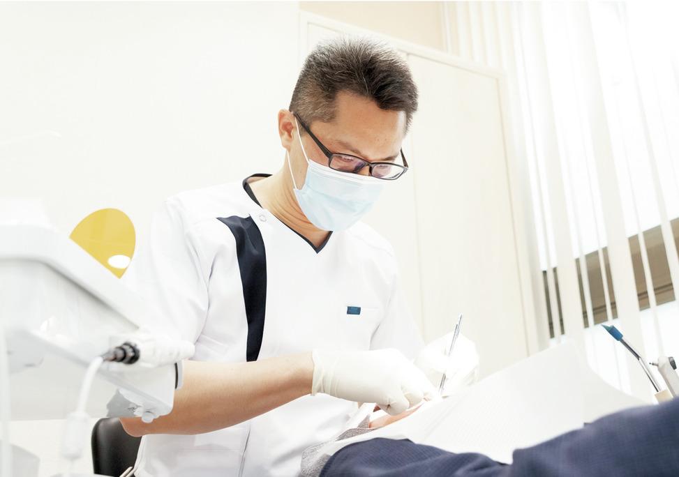埼玉県の川越ホワイト歯科クリニックの写真2