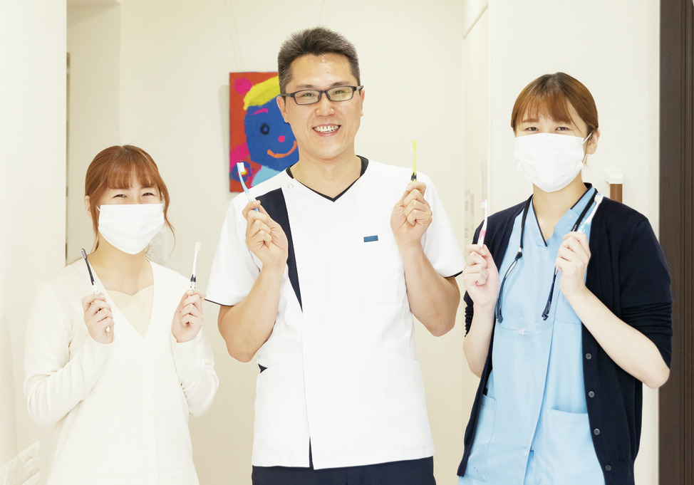 埼玉県の川越ホワイト歯科クリニックの写真1