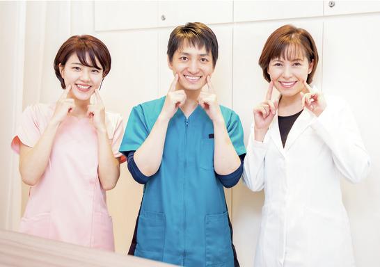 専門医のもと歯周病治療を 学び、着実にスキルUP!