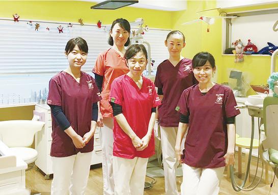 安心の研修プログラムで 小児歯科のプロを目指せる