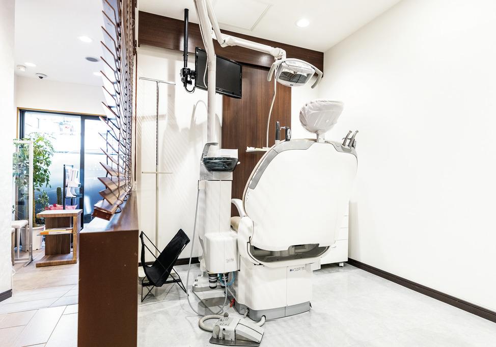 東京都の二子玉川OM歯科クリニックの写真1