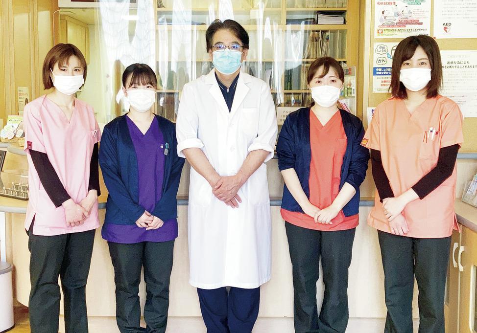 滋賀県のきた歯科医院の写真1