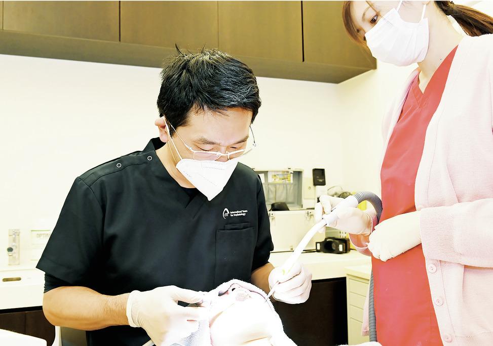 福岡県のみやぎ歯科医院の写真2