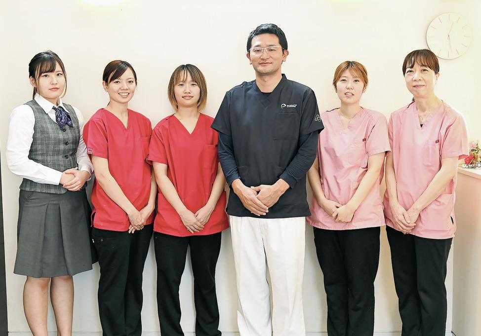福岡県のみやぎ歯科医院の写真1