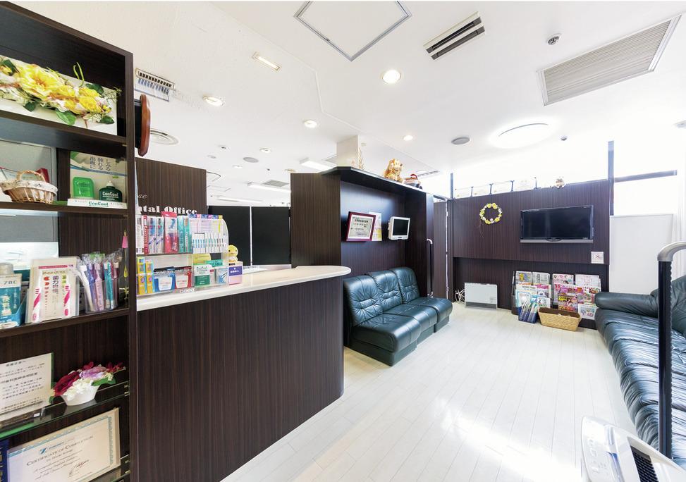 大阪府のこすぎ歯科医院の写真3
