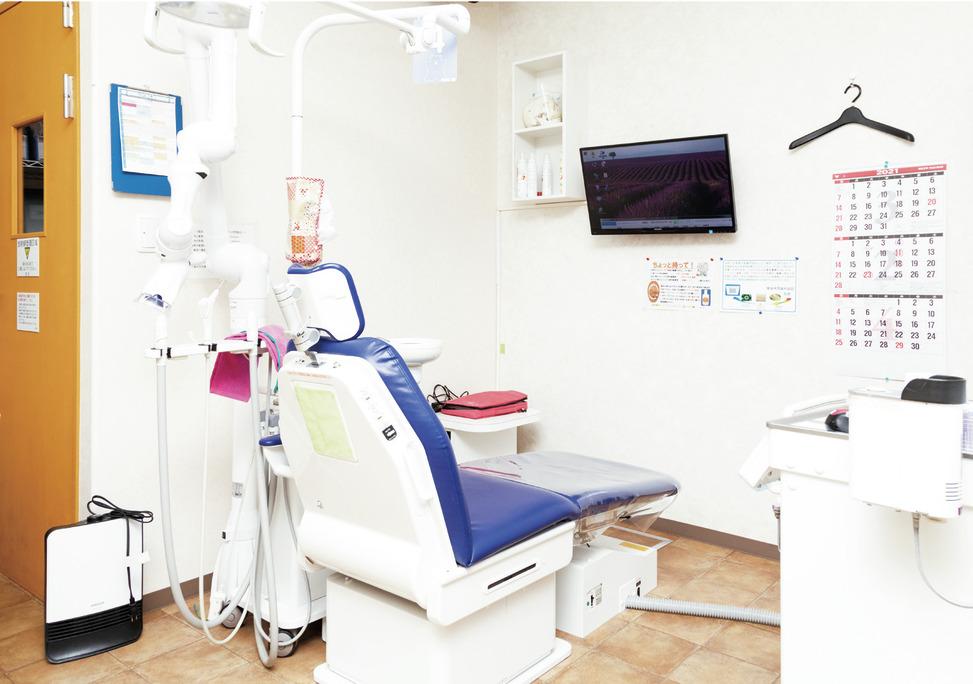 東京都の東保木間歯科の写真3