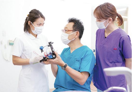 広島県のタマガワ矯正歯科クリニックの写真3