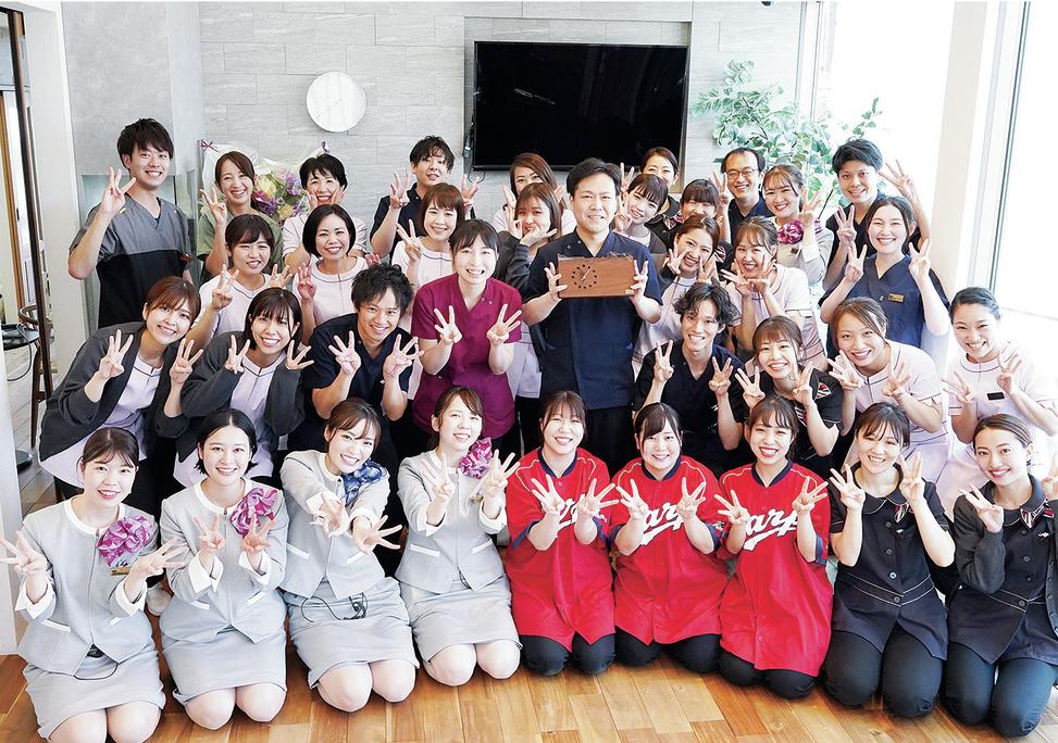 広島県のバウムクーヘン歯科クリニックの写真1