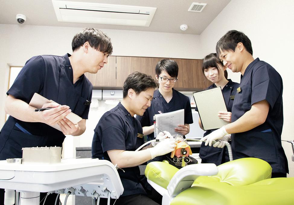 広島県のバウムクーヘン歯科クリニックの写真3