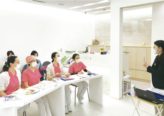 東京都のつがわ歯科・矯正歯科の写真2