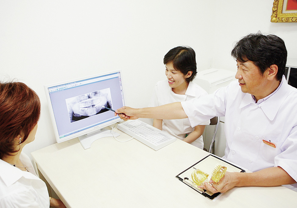 東京都の宮田歯科池袋診療所の写真4