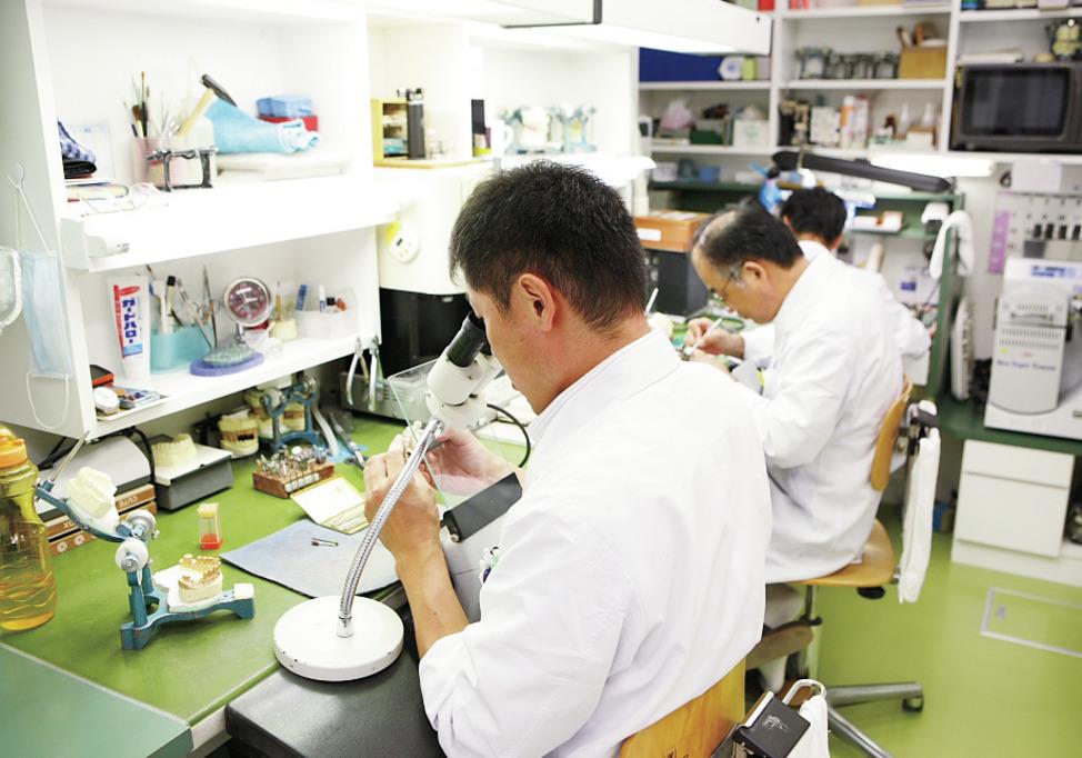 東京都の宮田歯科池袋診療所の写真3