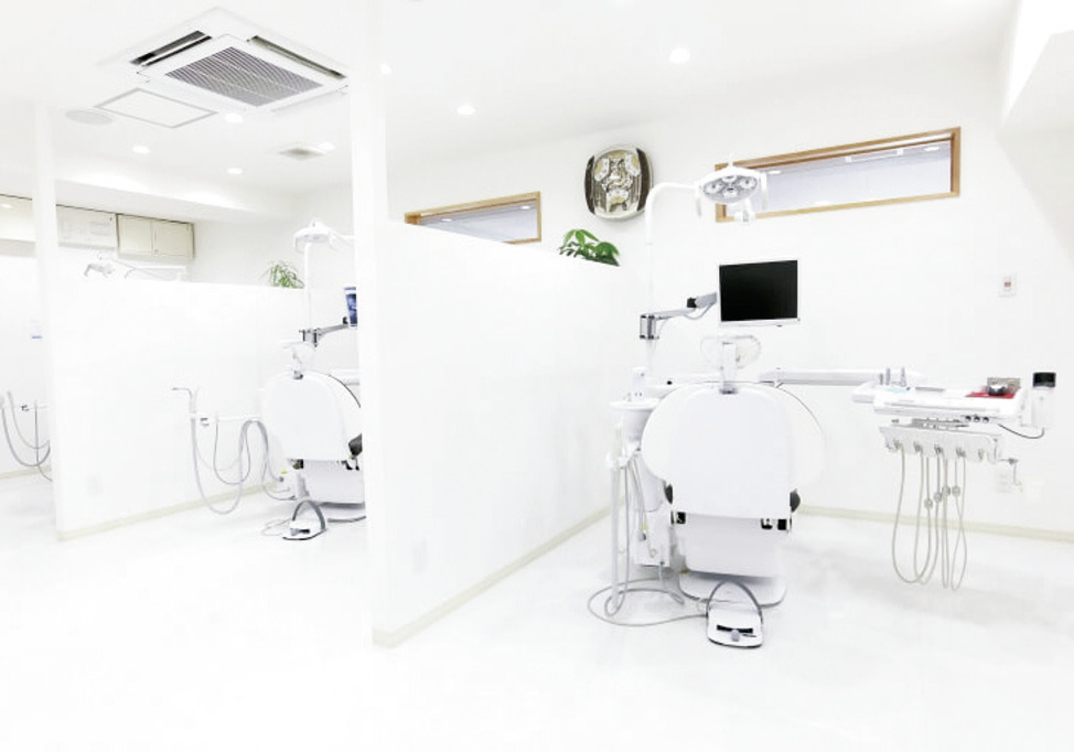 大阪府のけいすけ歯科医院の写真2