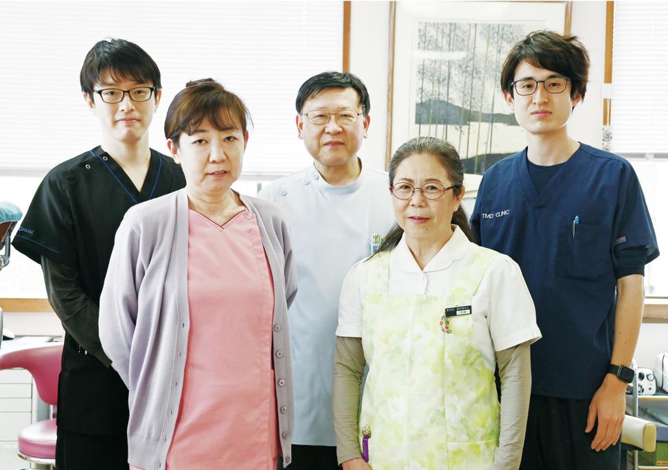埼玉県の金子歯科医院の写真1