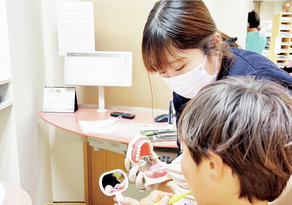 東京都の(1)はたのだい東口歯科クリニックまたは(2)トミヤマ歯科クリニックまたは(3)鵜の木歯科クリニックの写真2
