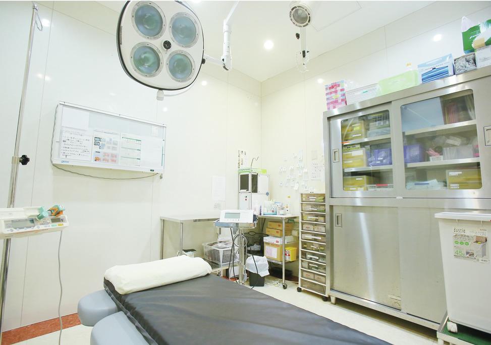広島県のナタリーデンタルクリニックの写真3
