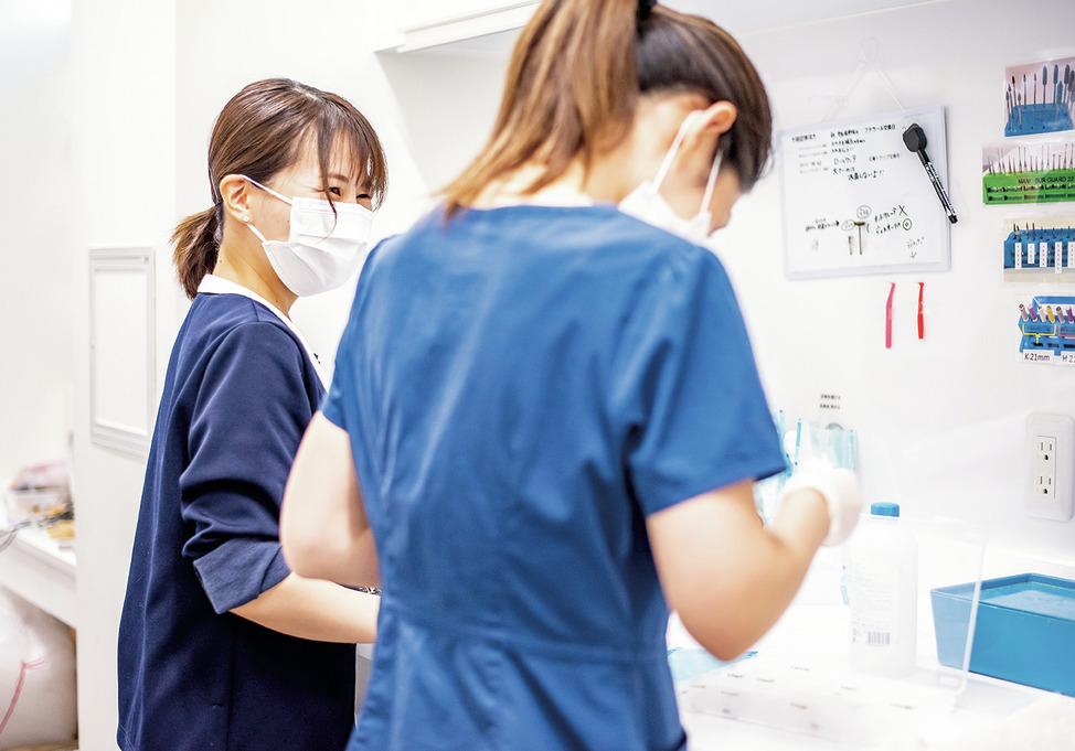 神奈川県の横浜日吉おおとう歯科の写真1