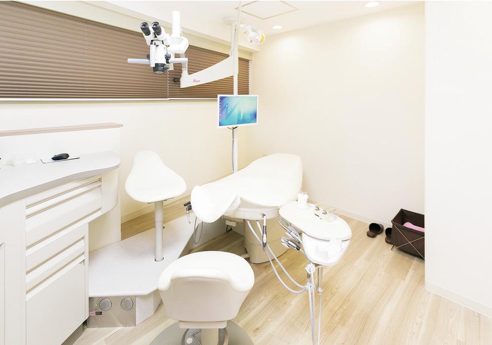 東京都の等々力歯科室の写真3