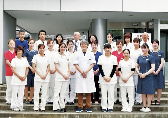 新卒入職のDH16名が活躍! 診療規模は地域TOPクラス