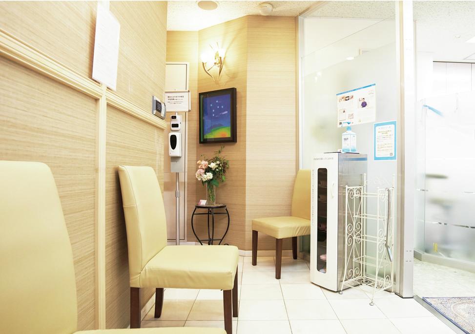東京都の銀座はけた歯科医院の写真4