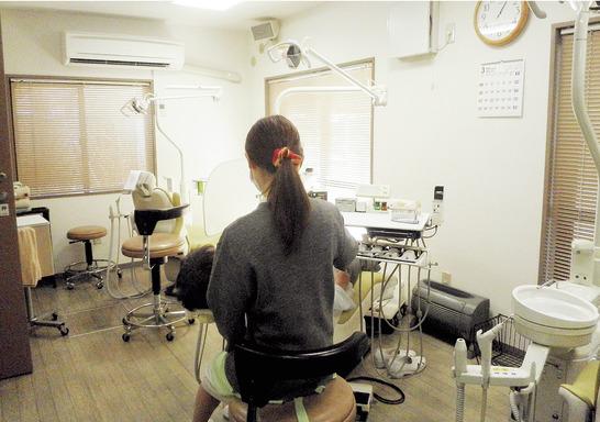 少人数ならではの温かな 雰囲気が魅力の医院です!