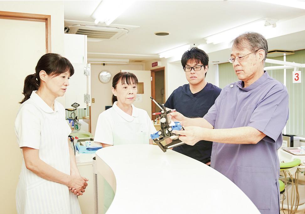 神奈川県の永井矯正歯科医院の写真4