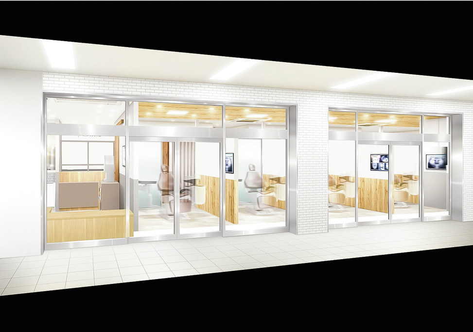 大阪府の(1)peeth dental clinic 河内松原駅または(2)peeth dental clinic 桃谷駅の写真4