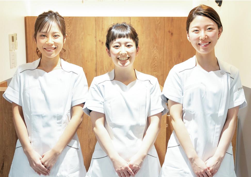 大阪府の(1)peeth dental clinic 河内松原駅または(2)peeth dental clinic 桃谷駅の写真3