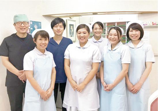 患者さんも先輩も温かい 居心地の良いクリニック