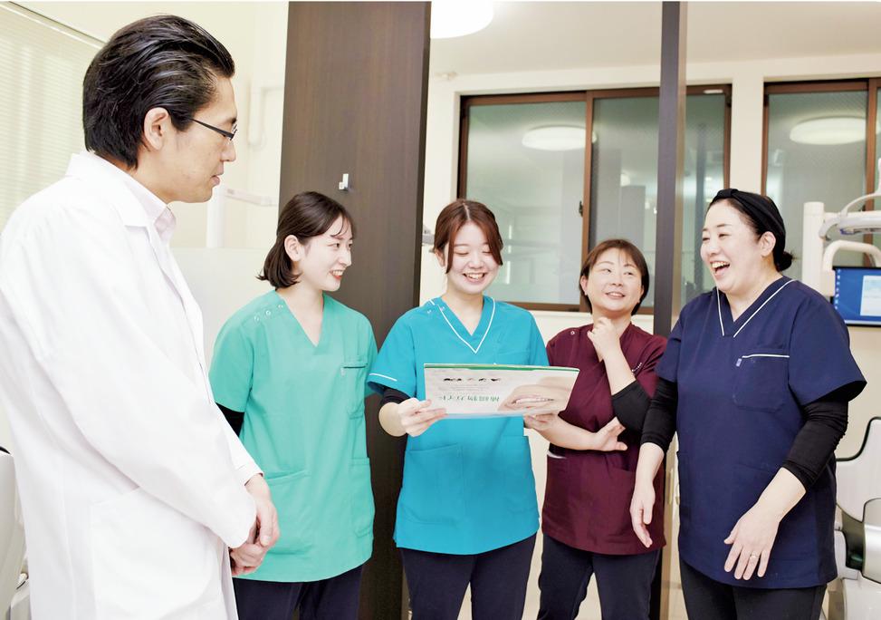 神奈川県の(1)加藤木歯科医院または(2)アーバン歯科医院の写真4