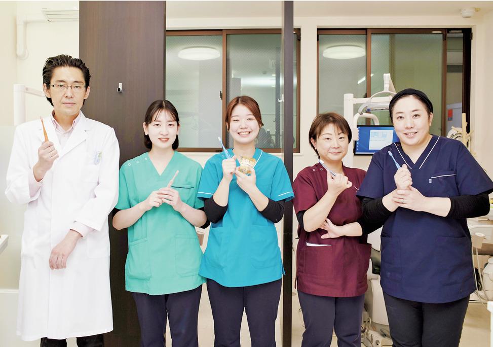 神奈川県の(1)加藤木歯科医院または(2)アーバン歯科医院の写真1