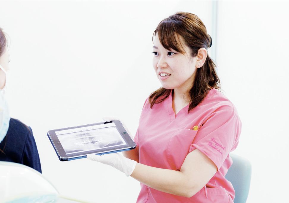 神奈川県の新城パーク歯科クリニックの写真2