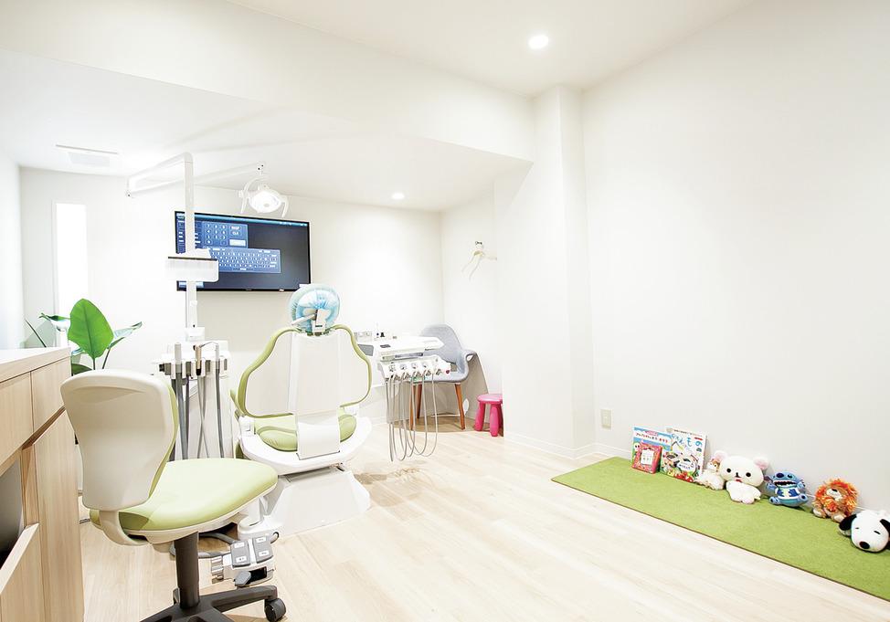 大阪府の横堤歯科クリニックの写真2